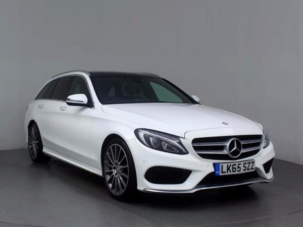 2015 (65) Mercedes-Benz C Class C220d AMG Line Premium Plus 5dr Auto 5 Door Estate