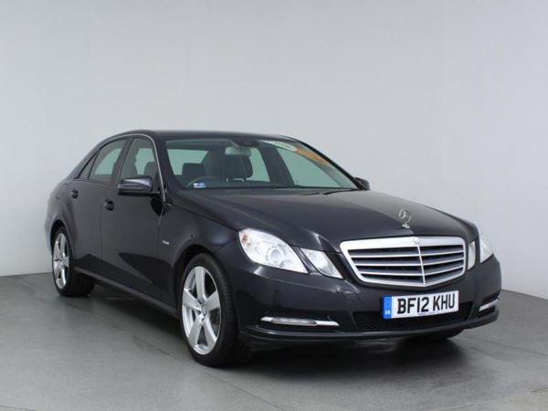 2012 (12) Mercedes-Benz E Class E250 CDI BlueEFFICIENCY SE Tip Auto [7] -Sat Nav - £4660 Of Extras -Leather 4 Door Saloon