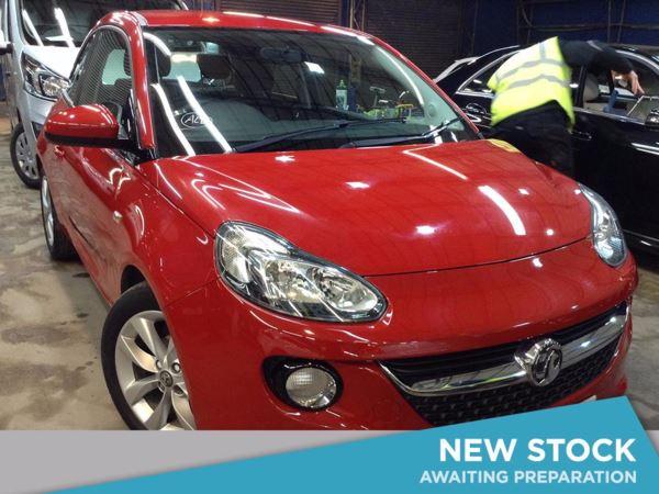 2013 (13) Vauxhall Adam 1.2i Jam 3dr 3 Door Hatchback