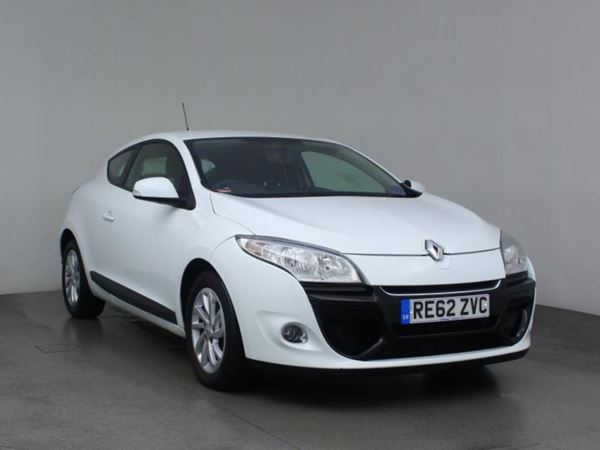 2012 (62) Renault Megane 1.5 dCi 110 Expression+ 3dr 3 Door Coupe