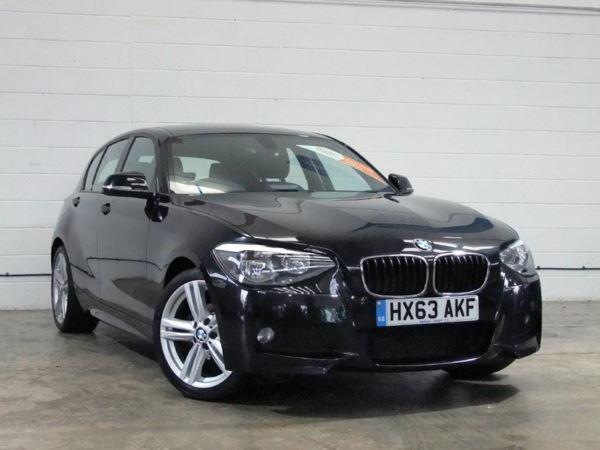 2013 (63) BMW 1 Series 116d M Sport 3 Door Hatchback