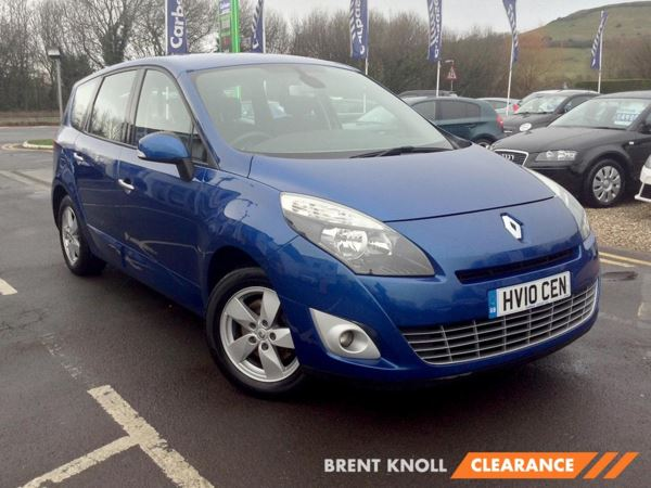 2010 (10) Renault Grand Scenic 1.9 dCi Dynamique TomTom 5 Door MPV