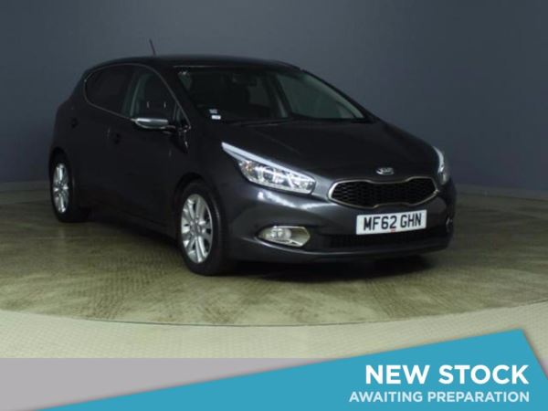 2012 (62) Kia Ceed 1.6 CRDi 3 EcoDynamics 5 Door Hatchback