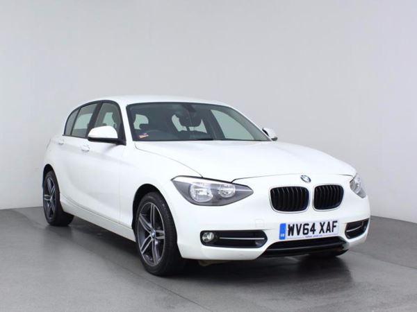 2014 (64) BMW 1 Series 114i Sport - £615 Of Extras - Bluetooth - 1 Owner - Parksensors - Low Miles 5 Door Hatchback