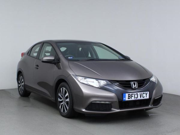 2013 (13) Honda Civic 1.6 i-DTEC SE - Zero Tax - 1 Owner - Aux Mp3 Input - Isofix - Economical 5 Door Hatchback