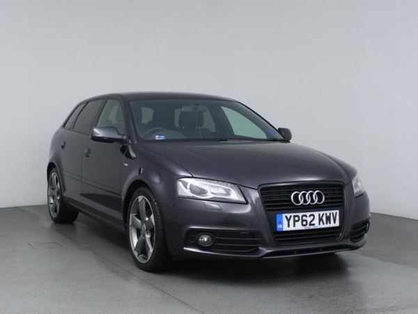2012 (62) Audi A3 2.0 TDI 170 Black Edition [Start Stop] - £2400 Of Extras - Bluetooth - 5 Door Hatchback