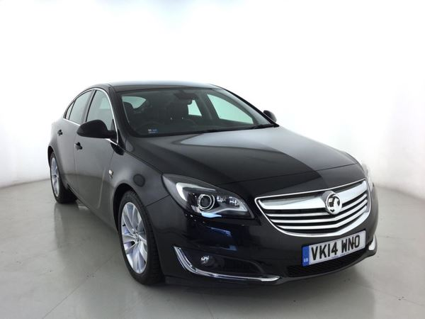 2014 (14) Vauxhall Insignia 2.0 CDTi [163] ecoFLEX Elite Nav 5dr [Start Stop] 5 Door Hatchback