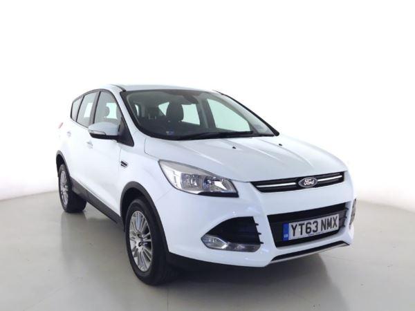 2013 (63) Ford Kuga 2.0 TDCi 163 Titanium 5dr - SUV 5 Seats 5 Door 4x4