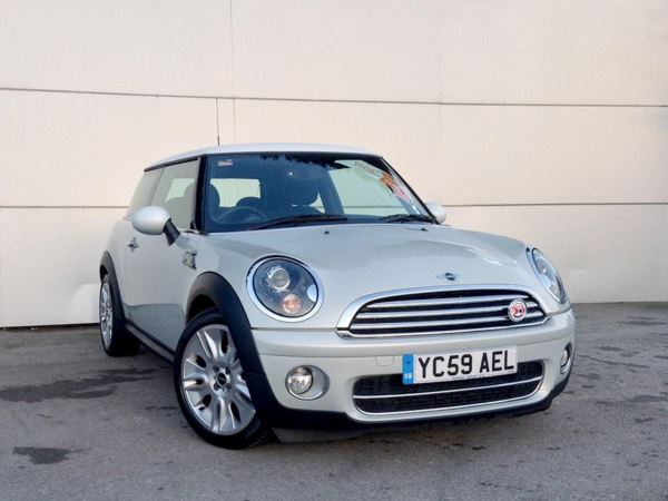 2009 (59) MINI HATCHBACK 1.6 Cooper D Camden 3dr 3 Door Hatchback