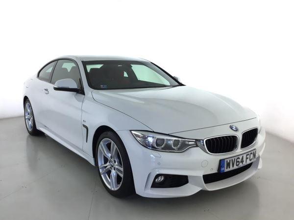 2014 (64) BMW 4 Series 420d M Sport 2dr 2 Door Coupe