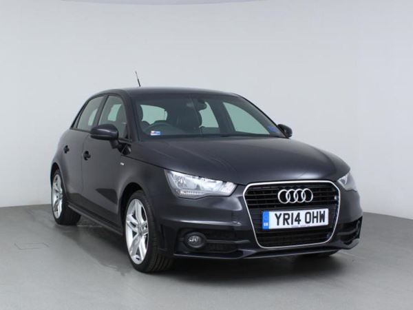 2014 (14) Audi A1 1.6 TDI S Line - Bluetooth - £1155 Of Extras - 5 Door Hatchback