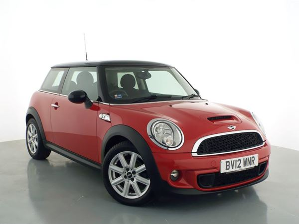 2012 (12) MINI HATCHBACK 2.0 Cooper S D - Bluetooth - £30 Tax - Cruise - 2 Owners - Aircon 3 Door Hatchback