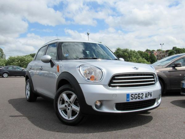 2013 (62) MINI Countryman 1.6 Cooper - 1 Owner - Bluetooth - Parksensor - Dab - Aircon 5 Door Hatchback