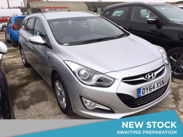 2015 (64) Hyundai i40 1.7 CRDi [136] Blue Drive Active 5dr 5 Door Estate