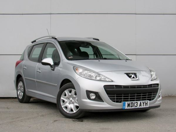 2013 (13) Peugeot 207 1.6 HDi 92 Active - Bluetooth - £20 Tax - 2 Owners - Low Insurance 5 Door Estate