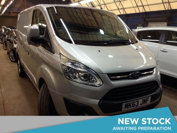 2013 (63) Ford Transit Custom 2.2 TDCi 125ps Low Roof Limited Van Door Panel Van
