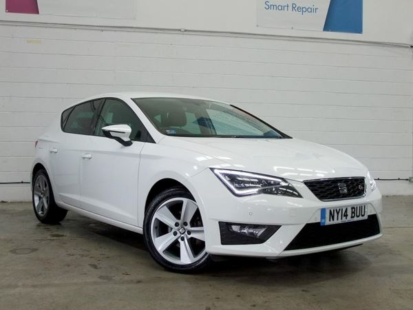 2014 (14) SEAT Leon 2.0 TDI FR [Technology Pack] 5 Door Hatchback