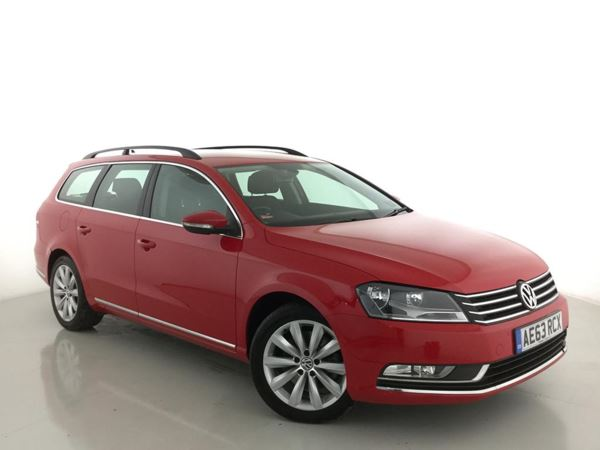 2013 (63) Volkswagen Passat 2.0 TDI Bluemotion Tech Highline 5dr 5 Door Estate