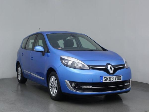 2013 (63) Renault Grand Scenic 1.5 dCi Dynamique TomTom Energy 5dr [Start Stop] - MPV 7 Seats 5 Door MPV