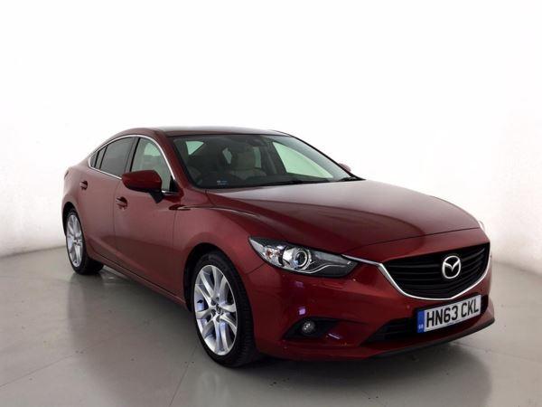 2014 (63) Mazda 6 2.2d Sport 4dr 4 Door Saloon