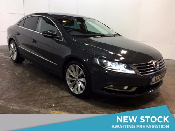 2013 (62) Volkswagen CC 2.0 TDI BlueMotion Tech GT 4 Door Saloon