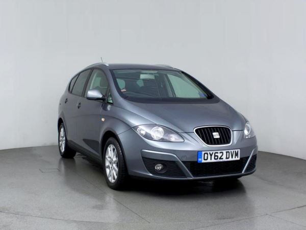 2012 (62) SEAT Altea XL 1.6 TDI CR Ecomotive SE 5dr 5 Door Estate