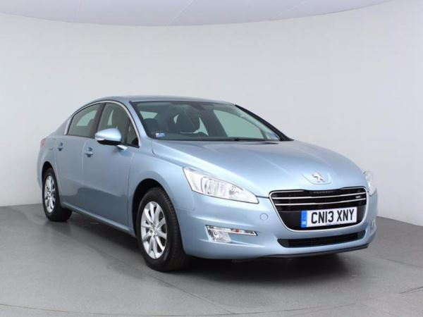 2013 (13) Peugeot 508 1.6 e-HDi 115 SR EGC Auto - Sat Nav - Bluetooth - 1 Owner - £20 Tax - 4 Door Saloon