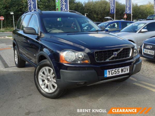 2005 (55) Volvo XC90 2.4D S Geartronic Auto - SUV 7 Seats 5 Door 4x4