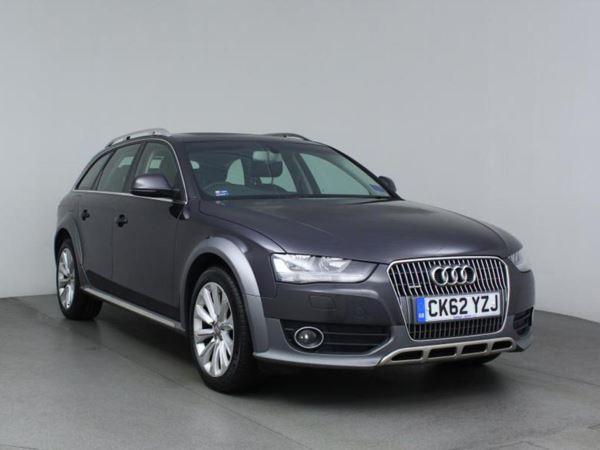 2012 (62) Audi A4 Allroad 2.0 TDI Quattro-£915 Of Extras - Bluetooth - 1 Owner - Parksensors - Cruise 5 Door Estate