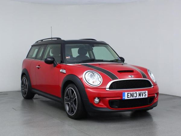 2013 (13) MINI Clubman 1.6 Cooper S [184] - Leather - £4315 Of Extras - Bluetooth - 1 Owner 5 Door Estate