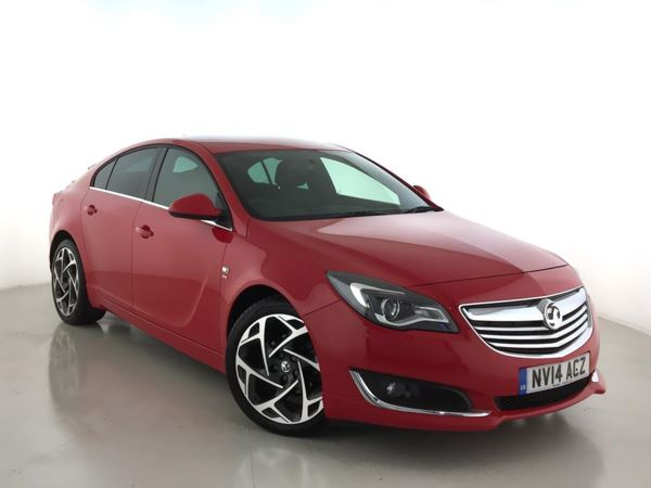 2014 (14) Vauxhall Insignia 2.0 CDTi [163] ecoFLEX SRi Vx-line Nav 5dr [S/S] 5 Door Hatchback