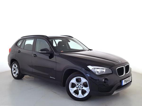 2014 (14) BMW X1 sDrive 20d EfficientDynamics Business - SUV 5 Seats 5 Door 4x4