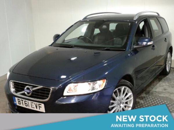 2012 (61) Volvo V50 DRIVe [115] SE Lux Edition 5dr 5 Door Estate