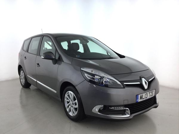 2013 (13) Renault Grand Scenic 1.5 dCi Dynamique TomTom 5dr EDC - MPV 7 Seats 5 Door MPV