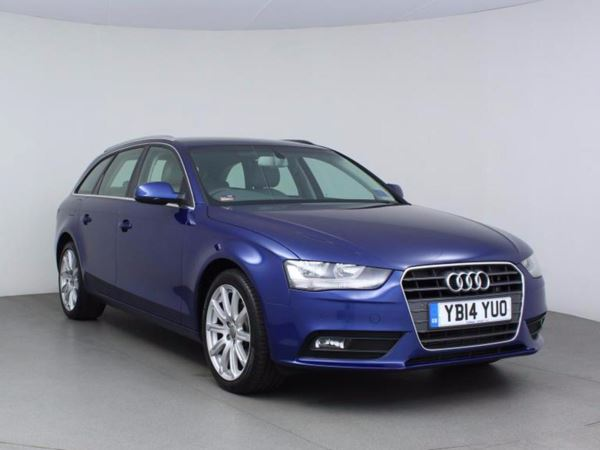 2014 (14) Audi A4 2.0 TDI 150 SE Technik Multitronic Auto - Bluetooth - 1 Owner - Low Miles 5 Door Estate