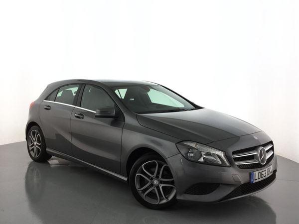 2014 (63) Mercedes-Benz A Class A200 CDI BlueEFFICIENCY Sport 5dr Auto 5 Door Hatchback