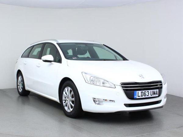 2013 (63) Peugeot 508 1.6 e-HDi 115 Access EGC Auto - Bluetooth - £20 Tax - 1 Owner - Low Miles 5 Door Estate
