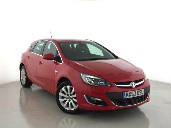2013 (63) Vauxhall Astra 2.0 CDTi 16V ecoFLEX SE 5dr 5 Door Hatchback