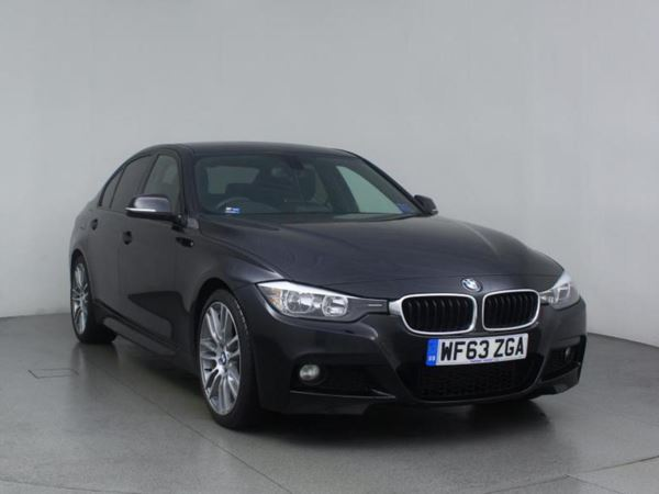 2013 (63) BMW 3 Series 320d M Sport 4dr Step Auto 4 Door Saloon