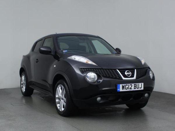 2012 (12) Nissan Juke 1.5 dCi Acenta 5dr [Premium Pack] 5 Door Hatchback