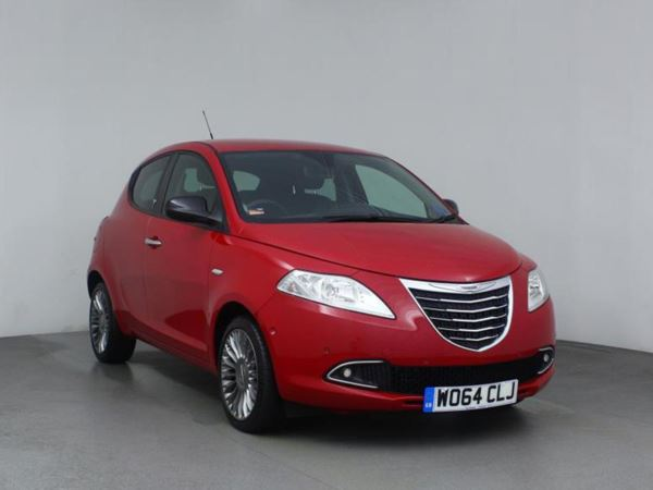 2015 (64) Chrysler Ypsilon 0.9 TwinAir Platinum 5dr 5 Door Hatchback