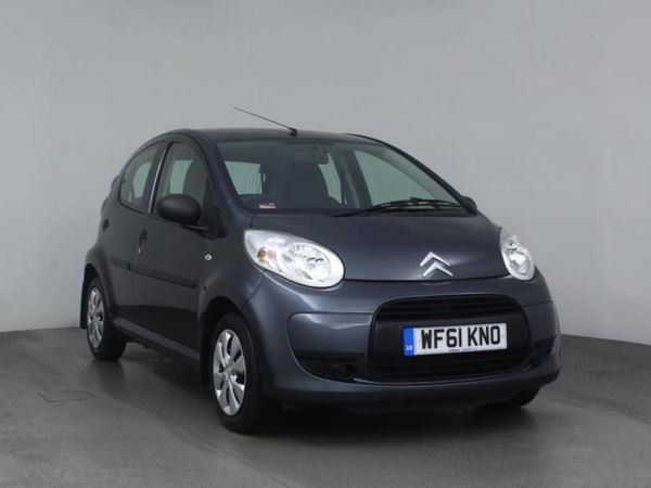 2011 (61) Citroen C1 1.0i VTR 5dr [AC] 5 Door Hatchback