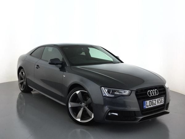 2013 (62) Audi A5 2.0 TDI 177 Black Edition 2dr 2 Door Coupe