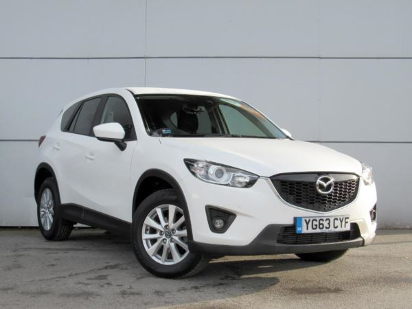 2013 (63) Mazda CX-5 2.2d SE-L - SUV 5 Seats 5 Door 4x4