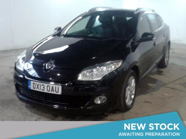 2013 (13) Renault Megane 1.5 dCi 110 Expression+ 5dr [Start Stop] 5 Door Estate