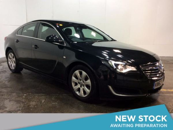 2014 (63) Vauxhall Insignia 2.0 CDTi [140] ecoFLEX Tech Line 5dr [Start Stop] 5 Door Hatchback