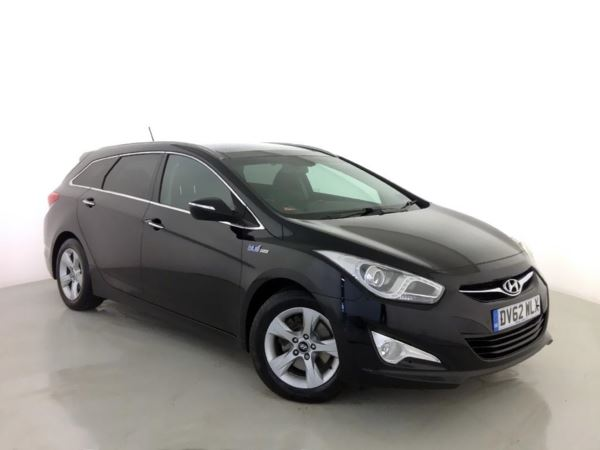 2012 (62) Hyundai I40 1.7 CRDi [136] Blue Drive Premium 5 Door Estate
