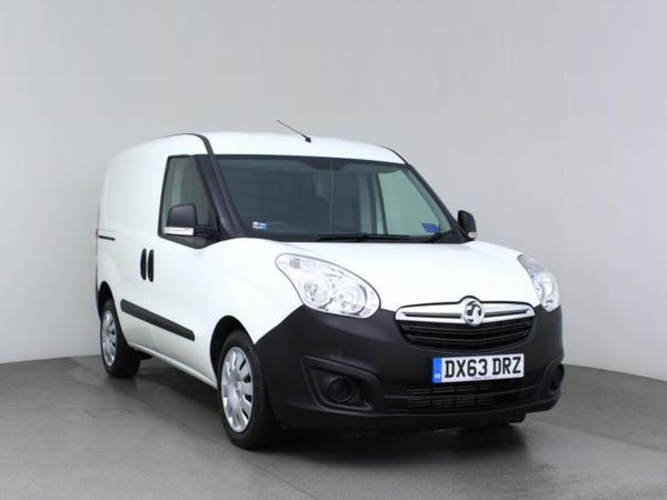 2013 (63) Vauxhall Combo 2300 1.3 CDTI 16V H1 Van Door Panel Van