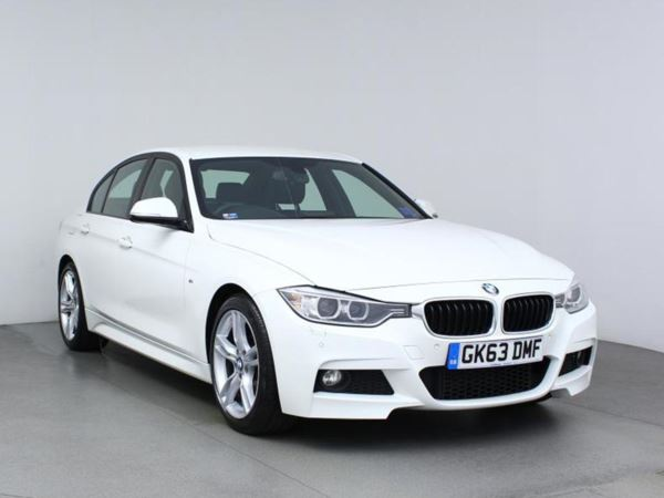 2013 (63) BMW 3 Series 320d M Sport Step Auto 4 Door Saloon