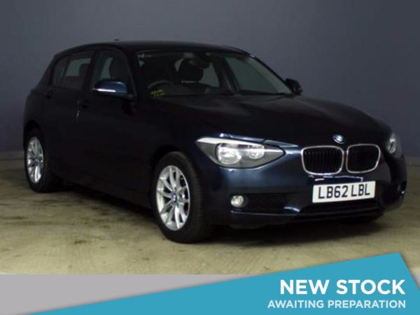 2013 (62) BMW 1 Series 116i SE 5dr Step Auto 5 Door Hatchback